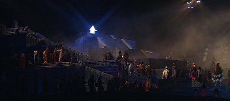 The annual Hill Cumorah Pageant is on!