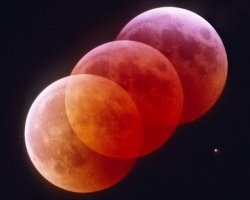 Lunar Eclipse Coming Soon