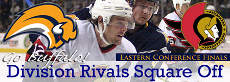 Sabres vs Senators - 2007 Eastern Conference Finals