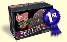 Perry's White Lightning Ice Cream