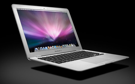 Apple Introduces the new MacBook Air