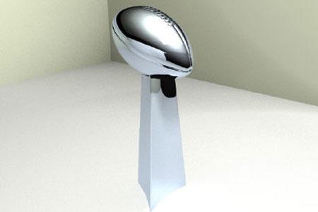 Vince Lombardi Trophy - Super Bowl