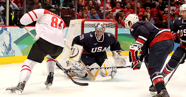 Ryan Miller - Team USA
