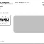 2010 Census Envelope
