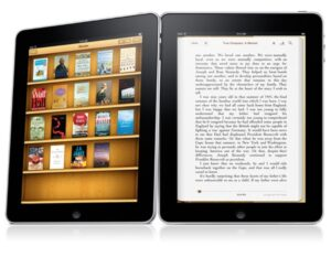 iPad with iBooks