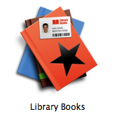 Library Books App for the Mac
