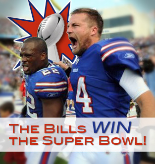 What if the Bills won the Super Bowl??