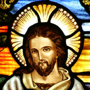 jesus-christ-in-stained-glass