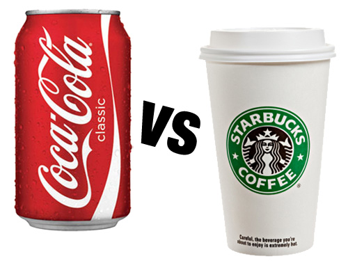 Nutrition/Health - Coca Cola vs Chai Latte
