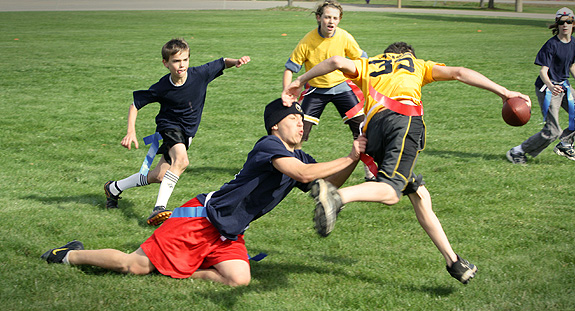 MNFFL - Good, competitive flag football