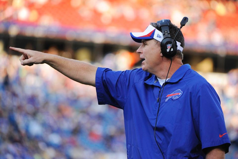 Bills Head Coach, Doug Marrone