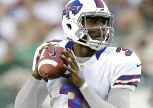Buffalo Bills QB, E.J. Manuel